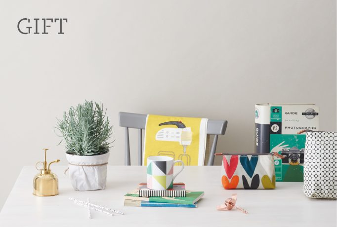 art direction photography for the gift sector