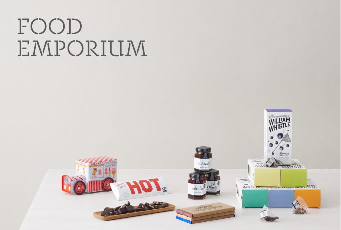 'FOOD EMPORIUM' sector photography