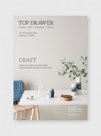 Art Direction for the craft sector