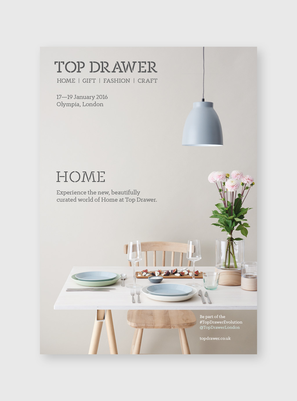 Art Direction for the home sector