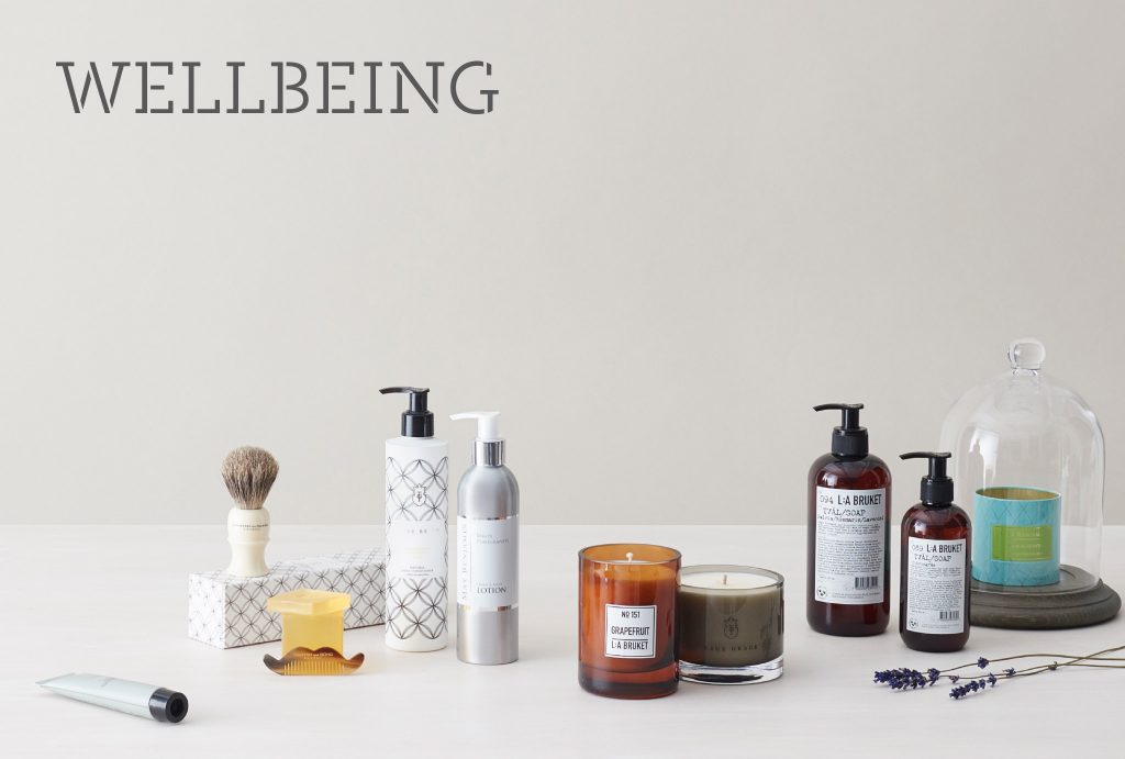 'WELLBEING' sector photography
