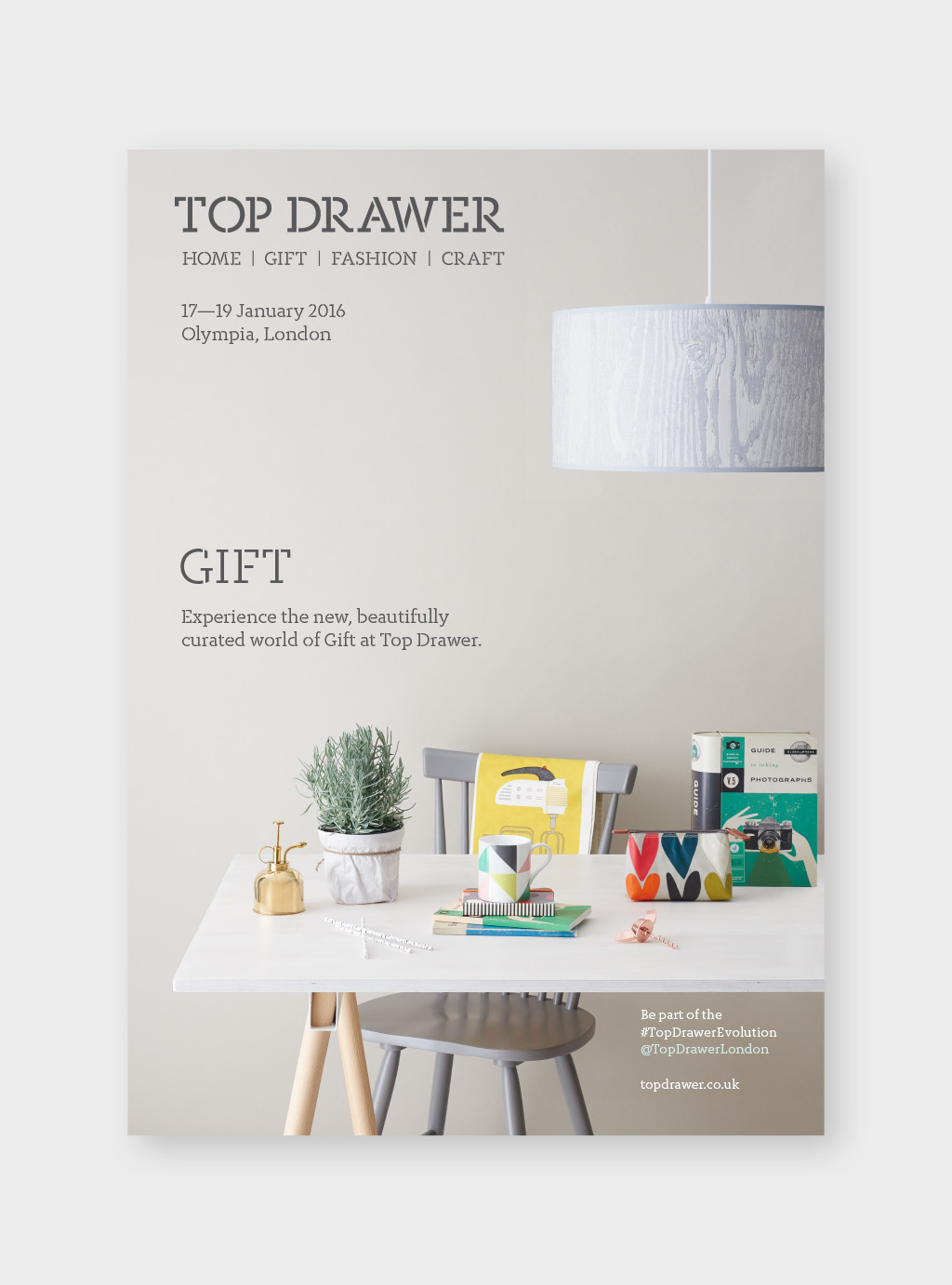 Art Direction for the gift sector