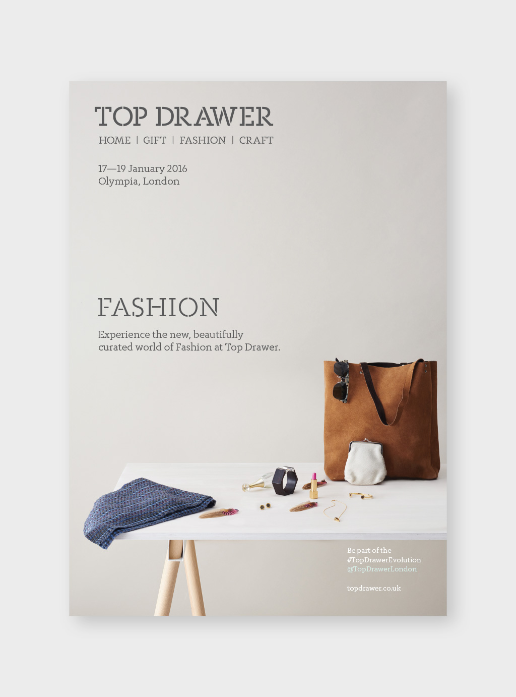 Art Direction for the fashion sector