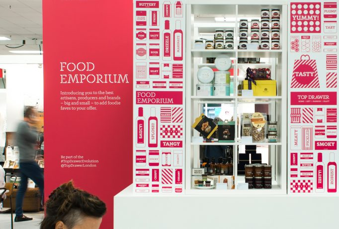 food emporium exhibition design